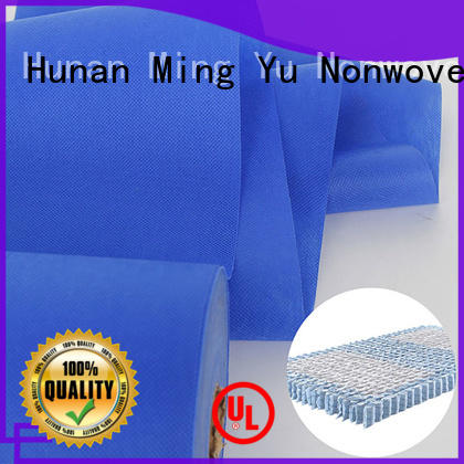 nonwoven pp spunbond nonwoven fabric rolls Ming Yu