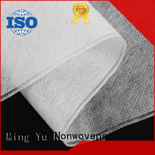 Ming Yu film agriculture non woven fabric cloth for handbag