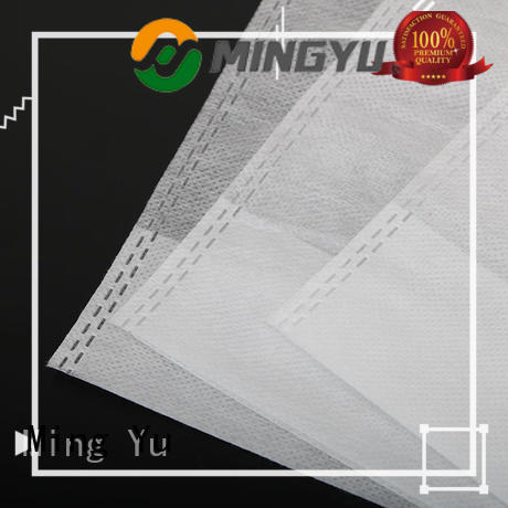 Ming Yu landscape bulk landscape fabric Supply for package
