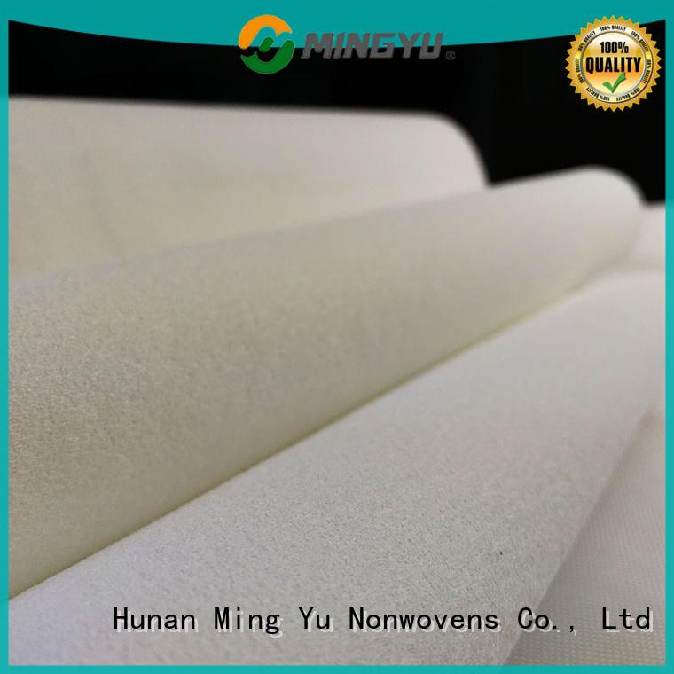 Ming Yu made polyester felt spandex for handbag