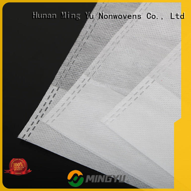 Ming Yu Latest agriculture non woven fabric factory for package