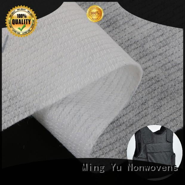 Ming Yu nonwoven stitch bonded fabric stitchbond for bag
