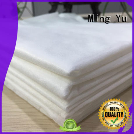 ecofriendly polyester spunbond nonwoven fabric nonwoven for bag Ming Yu
