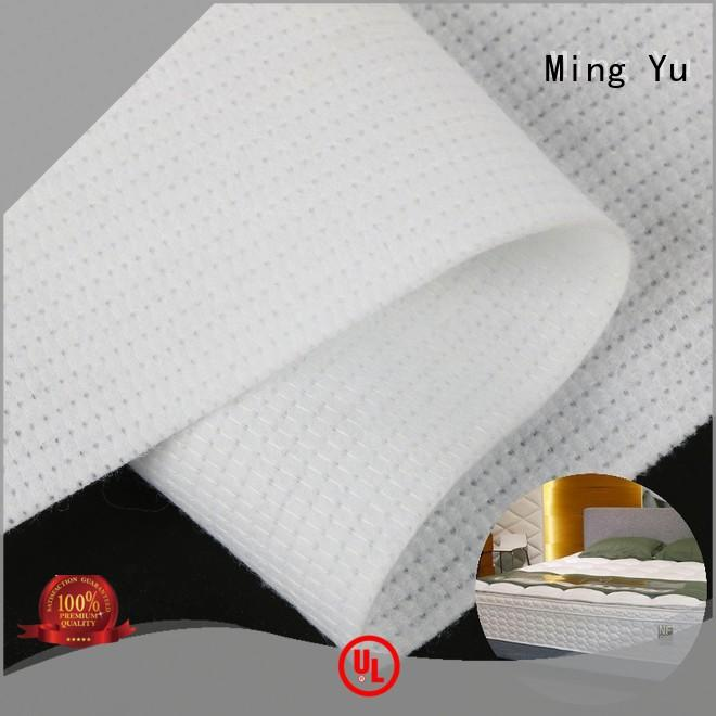 Ming Yu health mattress ticking fabric Supply for handbag