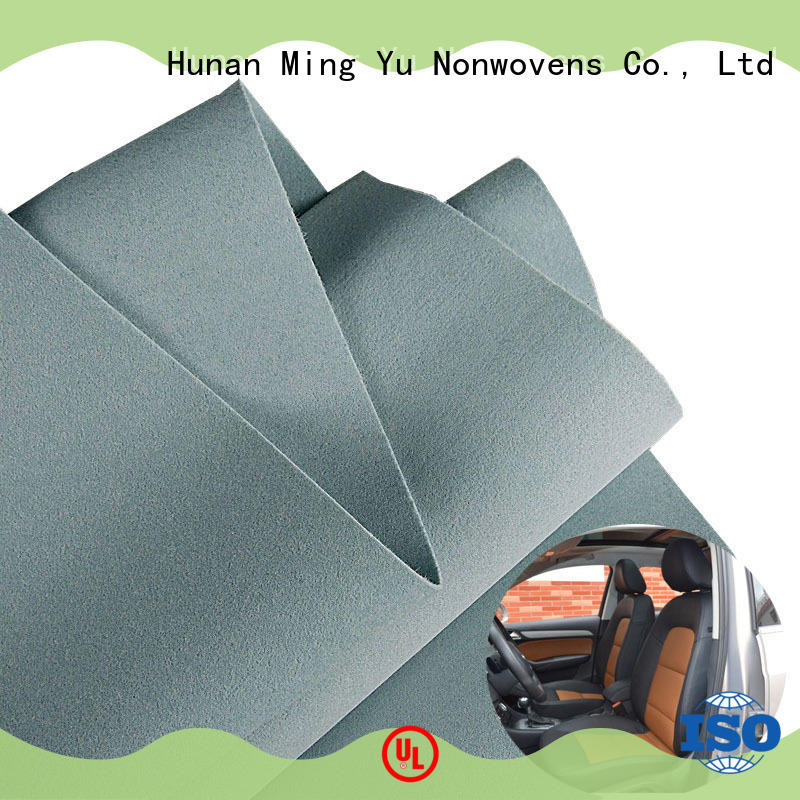 Ming Yu non needle punch nonwoven Suppliers for home textile