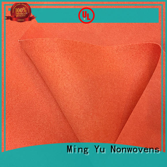 Ming Yu punched punch needle fabric spandex for storage