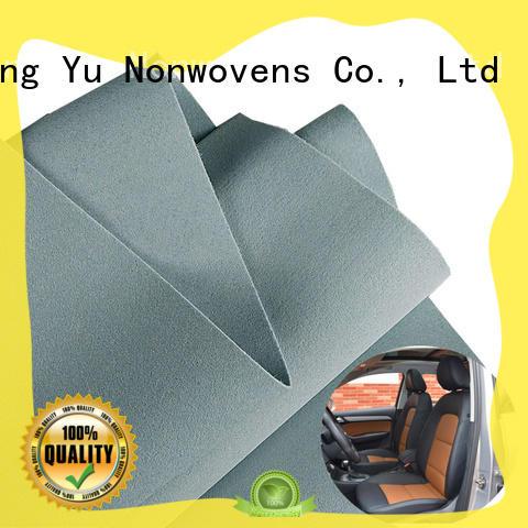 Ming Yu density polyester felt spandex