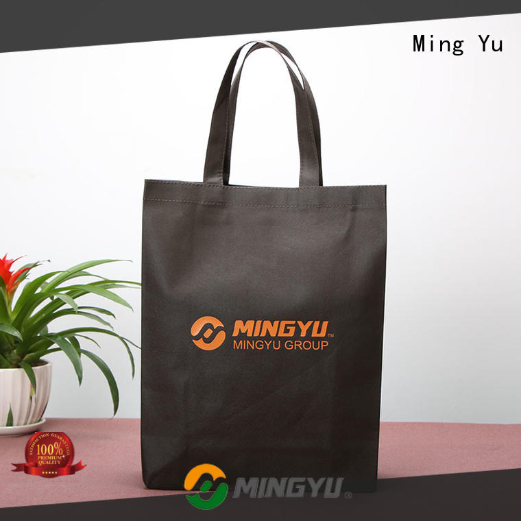 Ming Yu quality non woven bags wholesale manufacturers for package