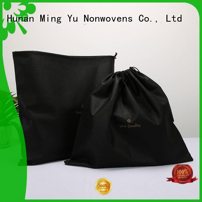 Ming Yu polypropylene non woven tote bag colors for home textile