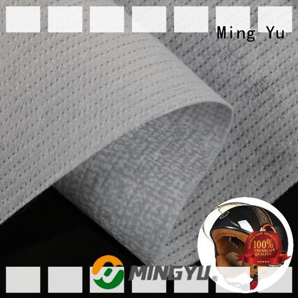 Ming Yu Top stitch bonded nonwoven fabric for business for home textile