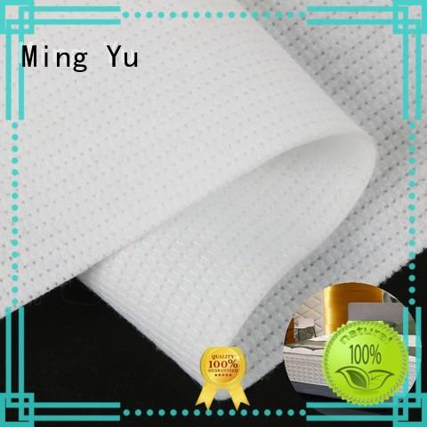 Ming Yu stitchbond stitch bonded fabric stitchbond for home textile