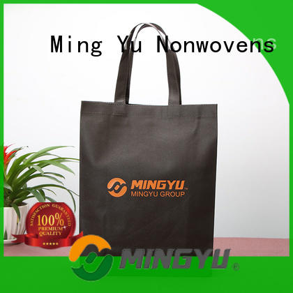 Ming Yu High-quality non woven polypropylene bags company for storage