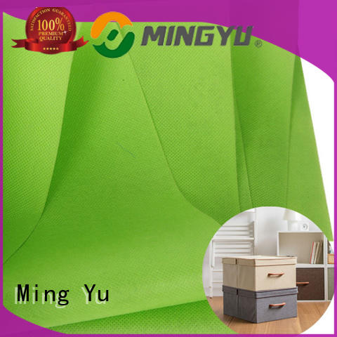 Ming Yu fabric spunbond nonwoven fabric company for bag