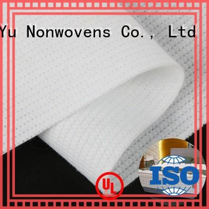 Wholesale stitchbond nonwoven polyester Supply for bag