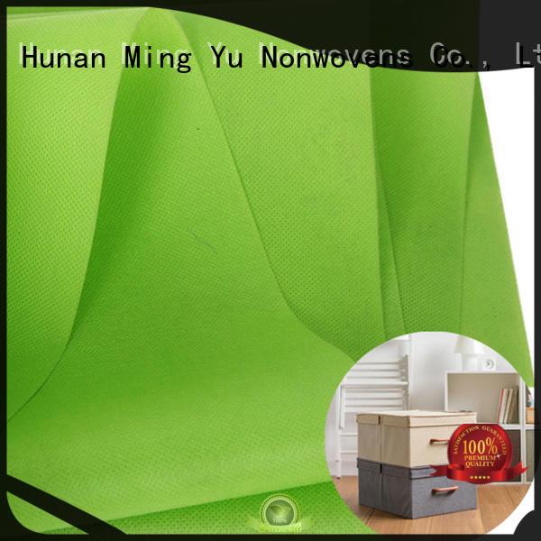 moistureproof pp spunbond nonwoven rolls Ming Yu