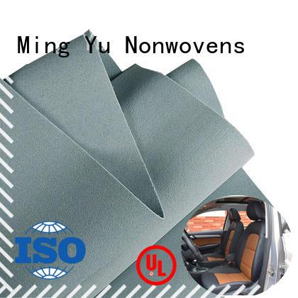 Ming Yu handbag felt nonwoven factory for storage