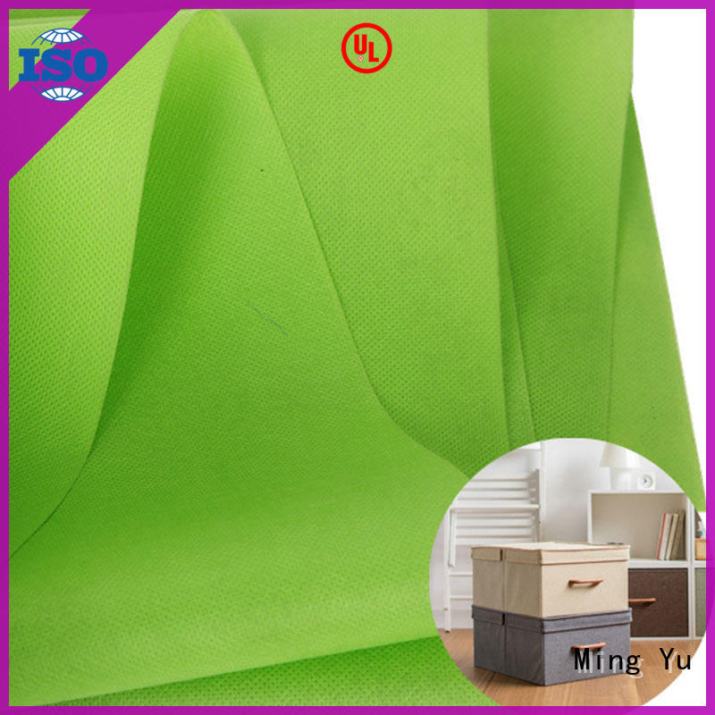 Ming Yu moistureproof non woven polypropylene fabric for business for package