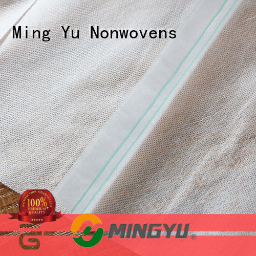 Ming Yu Top bulk landscape fabric manufacturers for package