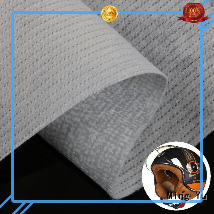 Ming Yu environmental mattress ticking fabric polyester for home textile