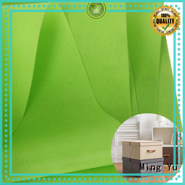 Ming Yu recyclable non woven polypropylene rolls for handbag
