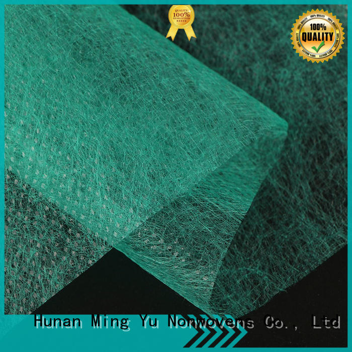 Ming Yu geotextile agricultural fabric polypropylene for home textile