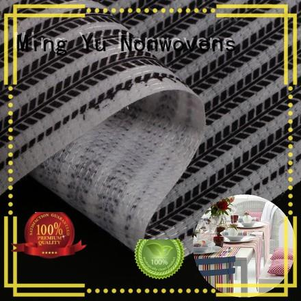 Ming Yu harmless bonded fabric stitchbond for package