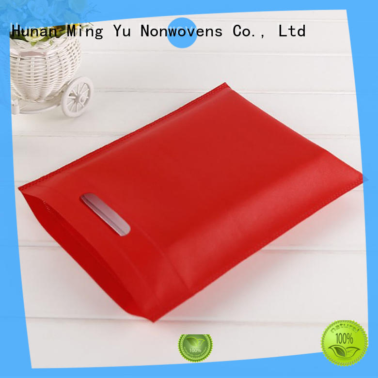 Ming Yu many nonwoven bags spunbond for home textile