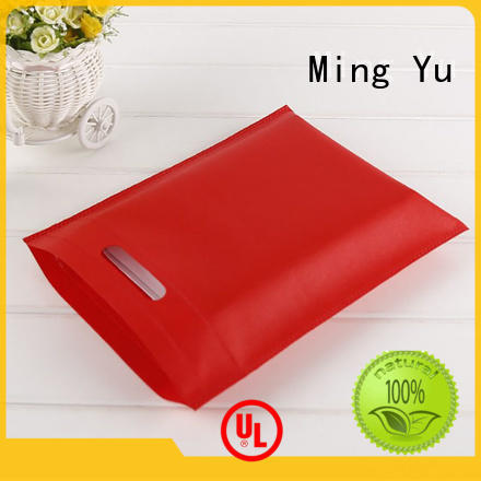 Ming Yu product non woven tote bags in bulk product for storage