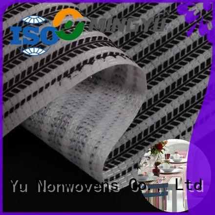 Ming Yu environmental stitchbond polyester fabric Suppliers for package