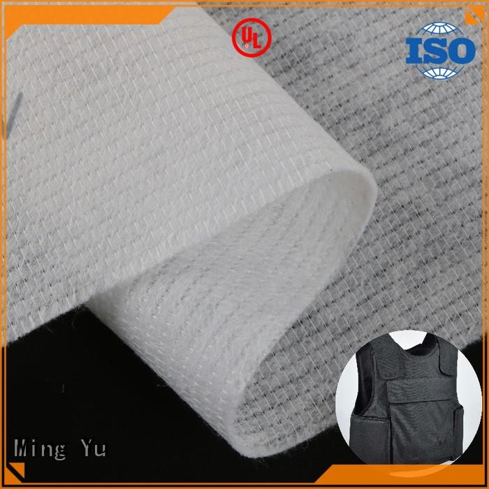 Ming Yu needles stitchbond nonwoven manufacturers for home textile