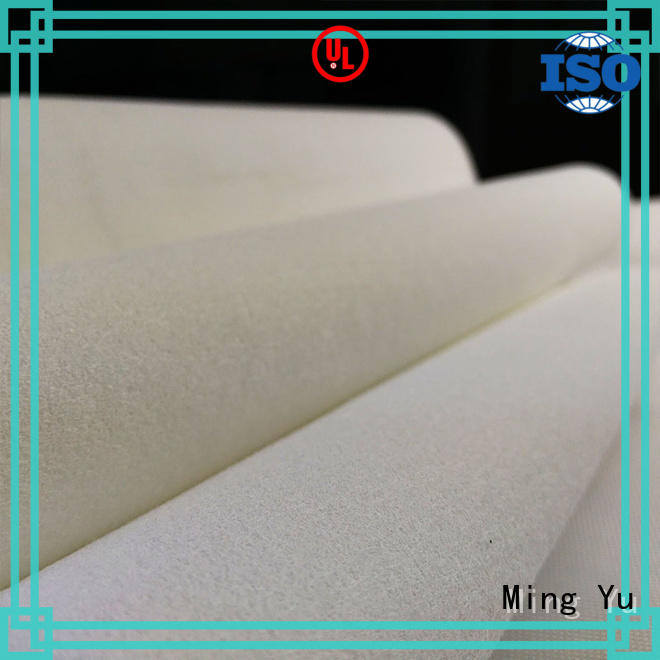 Top felt nonwoven polyester Supply for home textile
