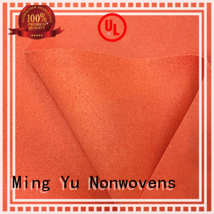 Ming Yu punched needle punch nonwoven sale for handbag