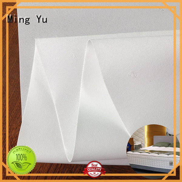 handbag non woven fabric roll applications for home textile Ming Yu