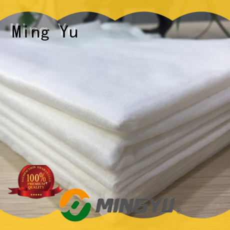 polypropylene spunlace fabric white polypropylene for home textile
