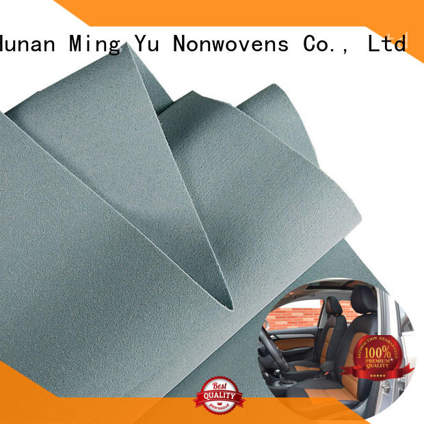 nonwoven bonded fabric made for home textile Ming Yu
