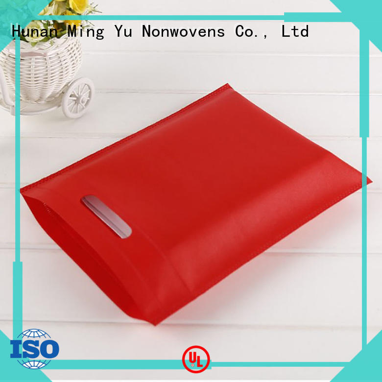 Custom pp non woven bags spunbond factory for package