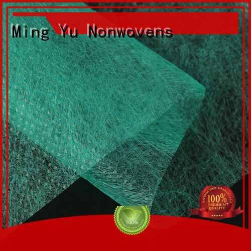 Ming Yu tnt geotextile fabric spunbond for handbag