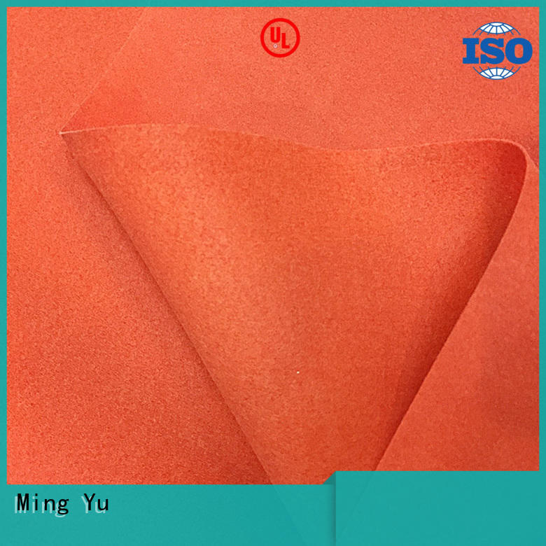bonded fabric punch for package Ming Yu