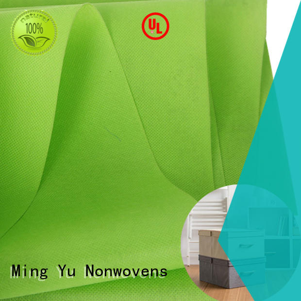 Ming Yu recyclable spunbond fabric handbag for bag