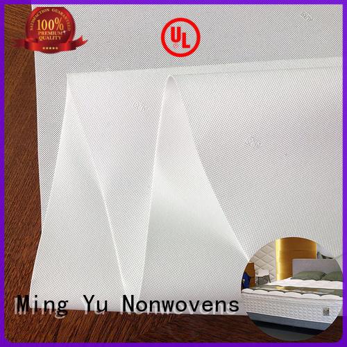 Ming Yu moistureproof woven polypropylene fabric rolls for bag