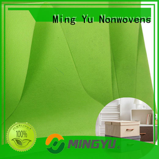 Ming Yu making non woven polypropylene fabric nonwoven for handbag