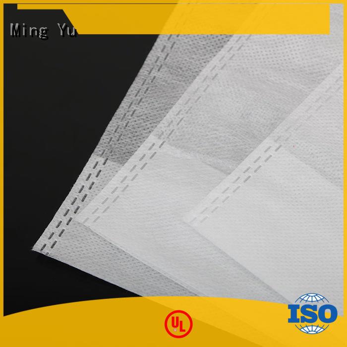 Ming Yu Custom bulk landscape fabric manufacturers for handbag