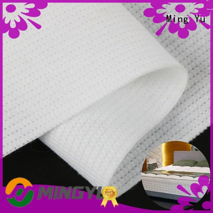 Ming Yu harmless stitch bonded fabric polyester for home textile