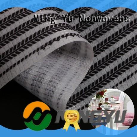 health non woven polyester fabric stitchbond pet for handbag