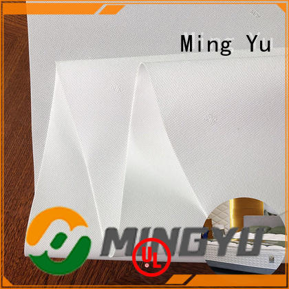 wide spunbond fabric nonwoven rolls for storage