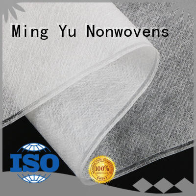 Ming Yu polypropylene weed control fabric geotextile for storage