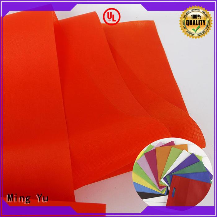 roll polypropylene fabric for sale handbag for handbag Ming Yu