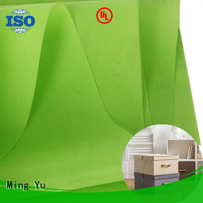 Ming Yu High-quality pp non woven Supply for package