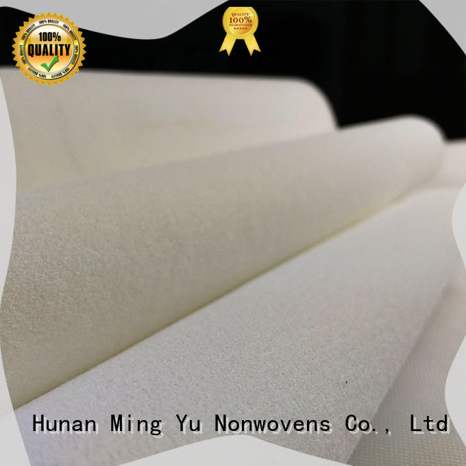 Ming Yu nonwoven needle punch nonwoven sale for home textile