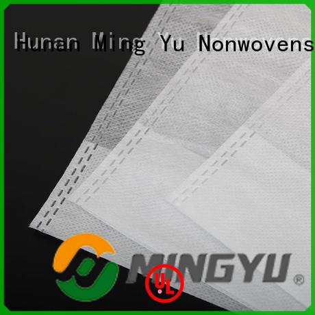 Ming Yu fabric weed control fabric cold for handbag